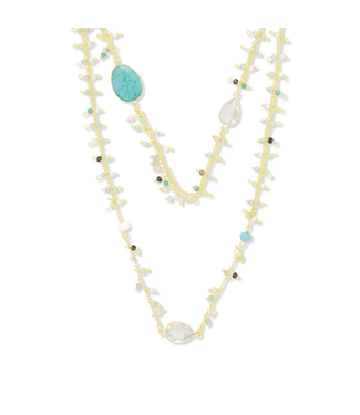 Myra Bag Turquoise Dream Necklace