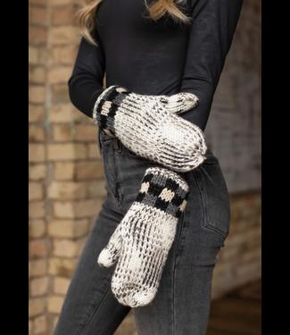 Panache Accessories Panache Fashion Knit Mittens