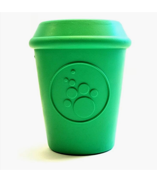 SodaPup Coffee Cup Chew Toy/Treat Dispenser
