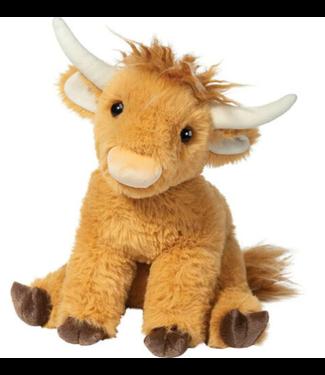 Douglas Scottie Highland Cow Softie