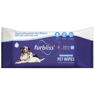 Furbliss Hypoallergenic Pet Wipes