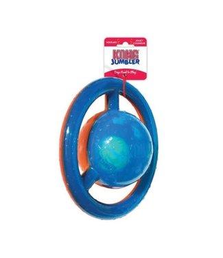 KONG Jumbler Disc Dog Toy