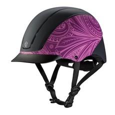 Troxel Spirit Riding Helmet Print