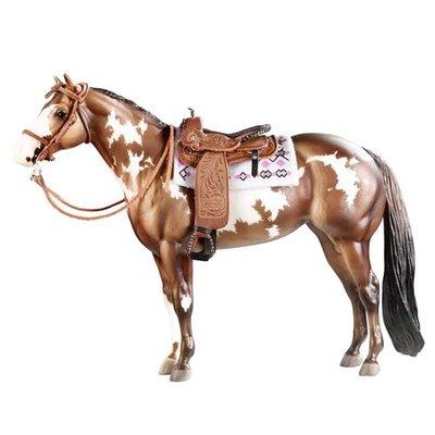 Breyer Cimarron Western Pleasure Saddle