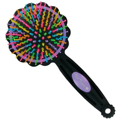 Tail Tamer Flower Brush