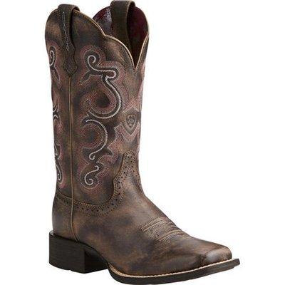 Ariat Quickdraw Chocolate Brown