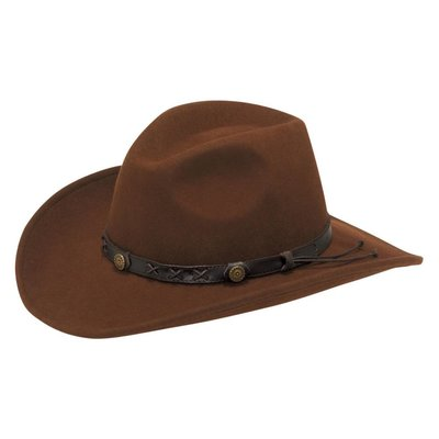 Dakota Crushable Felt Hat