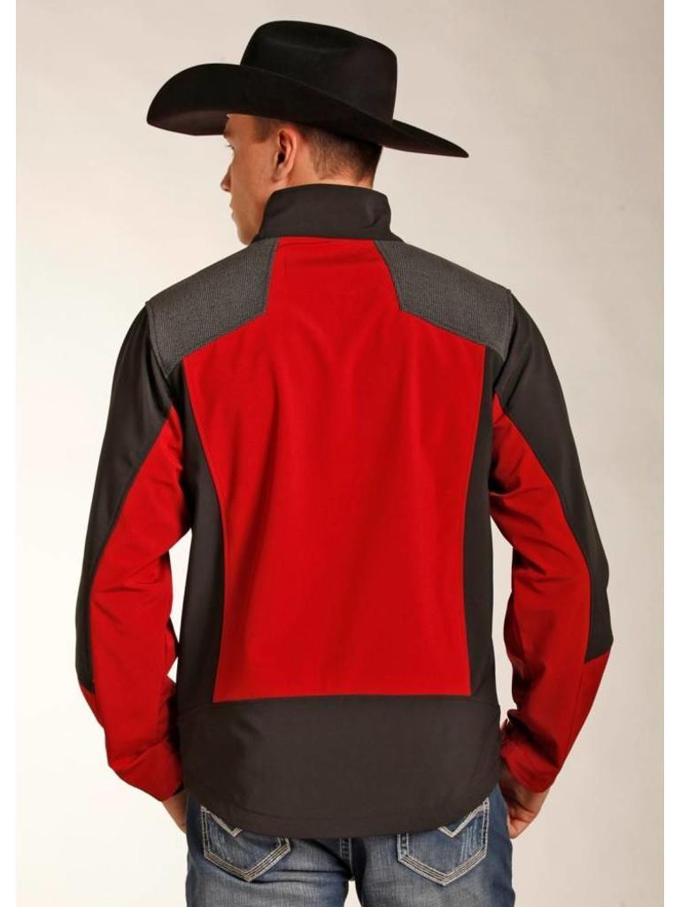 Powder River Men s Performance Softshell Jacket - Diamond Royal Tack 0f555a9ffcf