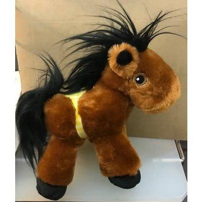 Piccoli Mini Plush Horse