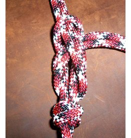 Diamond Royal Tack Hand Tied Pony/Weanling Rope Halter