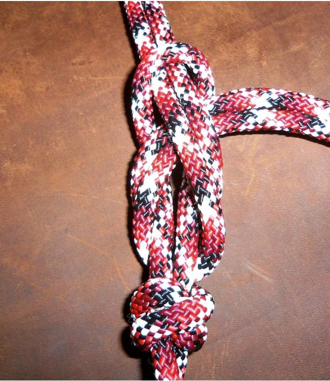Hand Tied Pony/Weanling Rope Halter