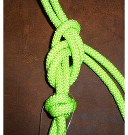 Diamond Royal Tack Hand Tied Rope Halter Average