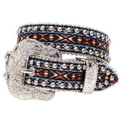 3D Girl's Multicolor belt A5060