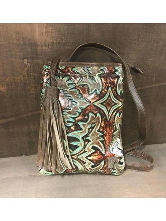 3D Angel Ranch Cross Body Bag HB1039TQ ec864d5e25efa