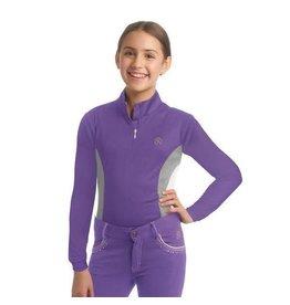 Ovation OV Children's QTR Zip - Grape Storm