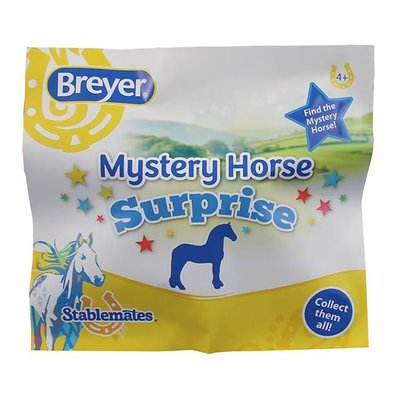 Breyer 2018 Mystery Horse Stablemate