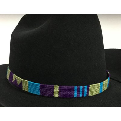 Woven Fabric Hat Bands