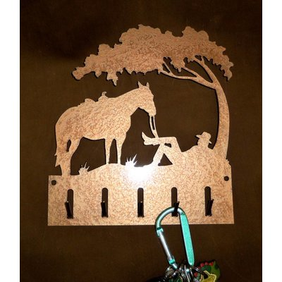 Diamond Royal Tack Decorative Horse Themed Key Holder