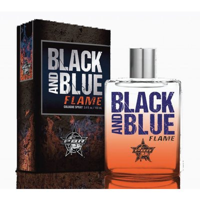 Black & Blue Flame Men's Cologne