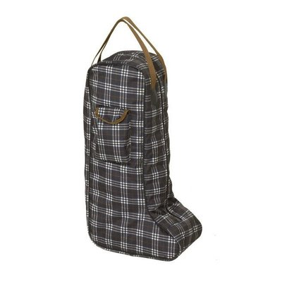 Centaur Lined Padded Tall Boot Bag