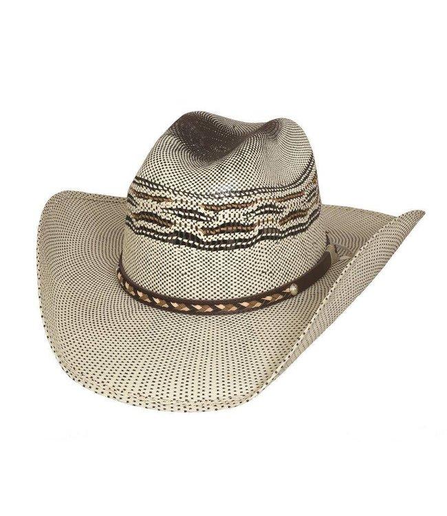 Bullhide Heeler Kid's Straw Hat OS