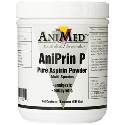 Animed Aniprin Powder 16oz.