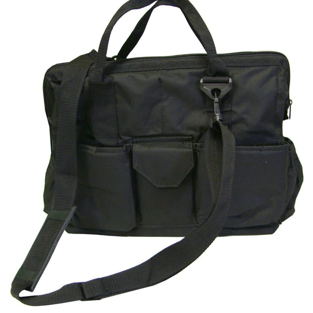 Large Zippered Grooming Tote