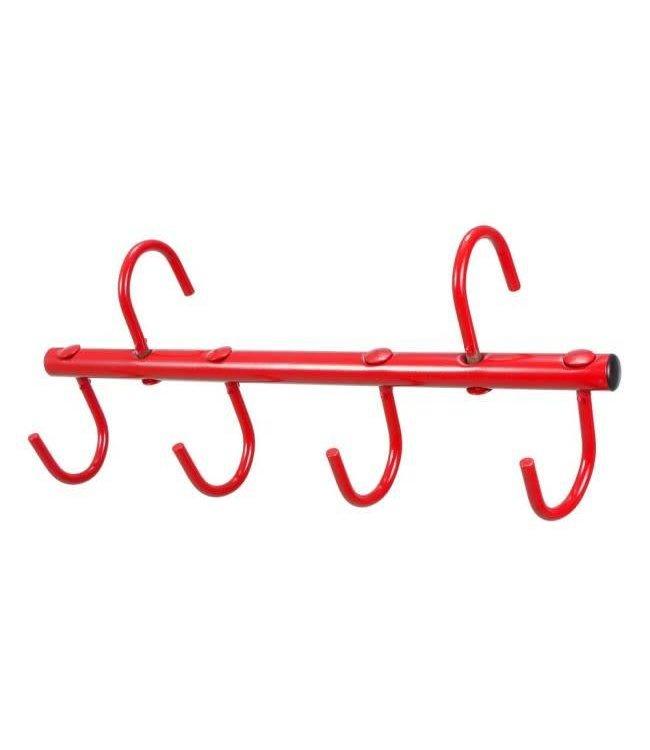 Hanging 4 Hook Tack Rack