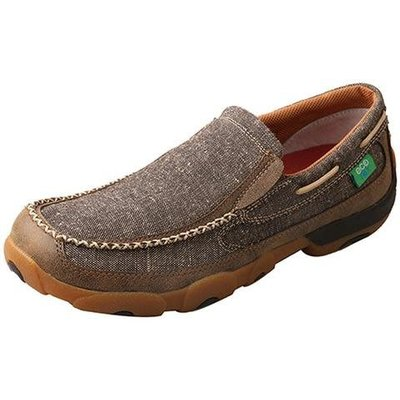 Twisted X Men's Eco TWX Slip On Driving Moccasins
