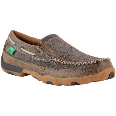 Twisted X Women's Eco TWX Slip On Driving Moccasins