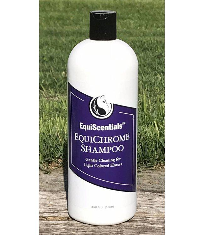 EquiScentials EquiChrome Whitening Shampoo 33.8oz