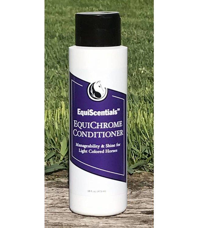 EquiScentials EquiChrome Whitening Conditioner 16oz