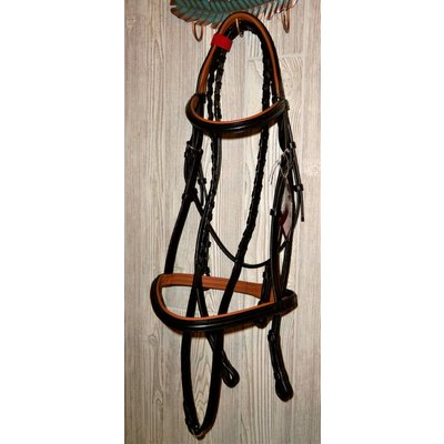 Bobby's Leather Lined Padded Bridle