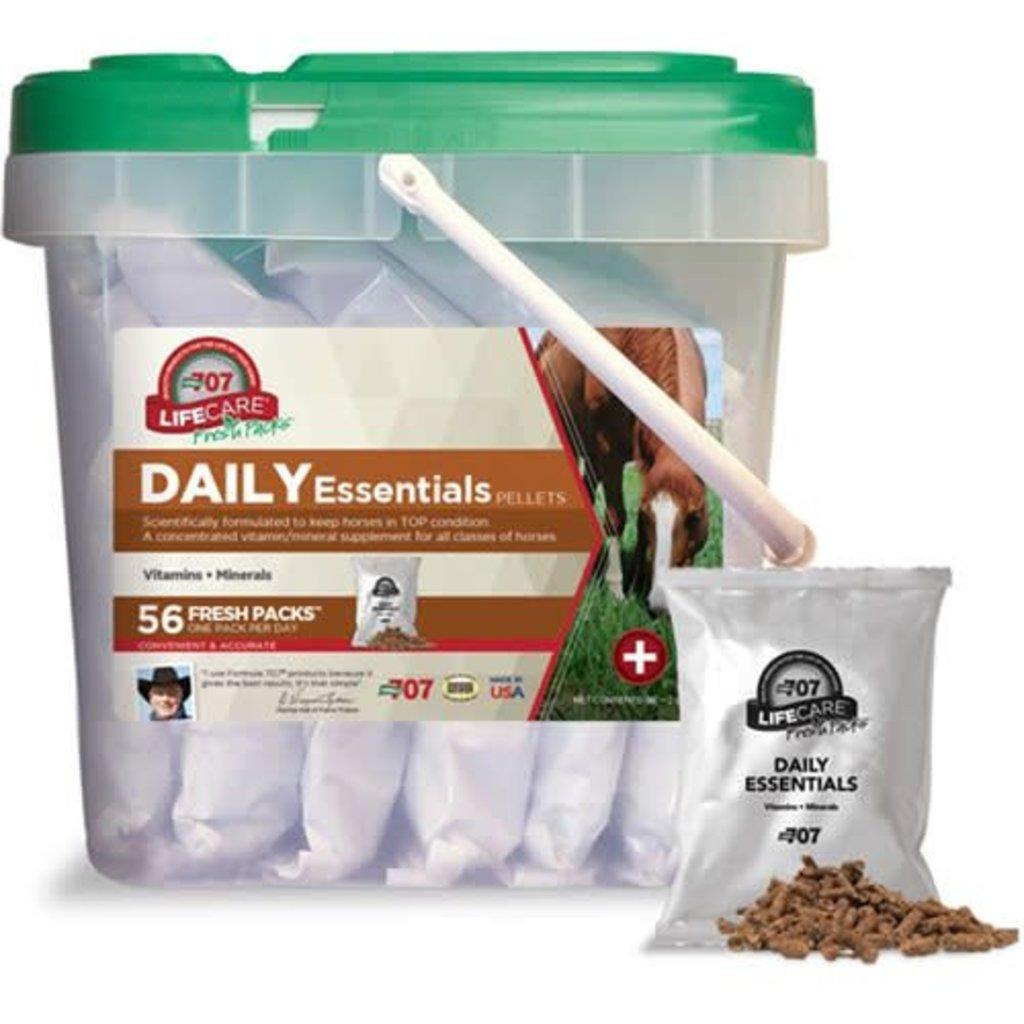 707 Daily Essentials Fresh Packs