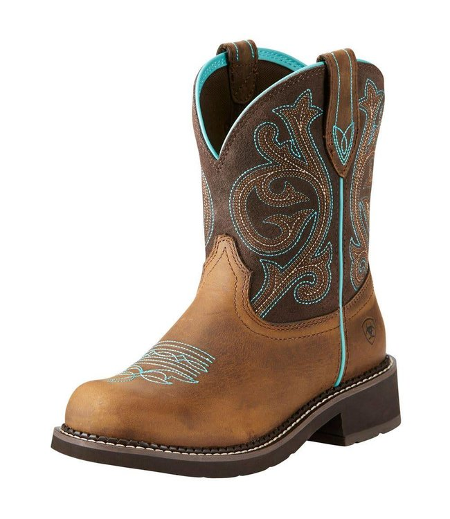 Ariat Fatbaby Heritage Distressed Brown