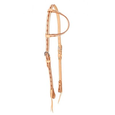 Barbwire Tooling One Ear Headstall