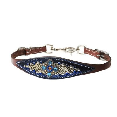 Showman Bejeweled Wither Strap