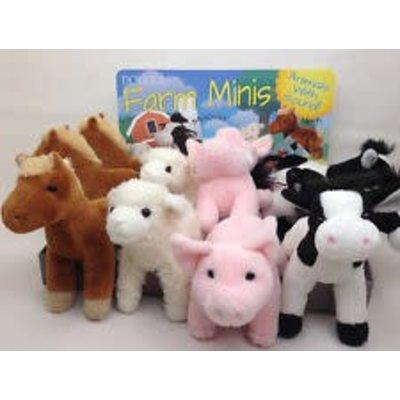 Douglas Plush Farm Minis