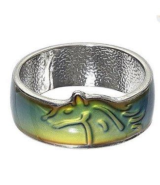 Horse Head Mood Ring - Assort.