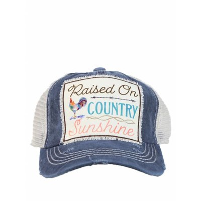 Raised on Country Sunshine Hat
