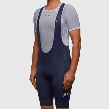 MAAP MAAP Team Bib Shorts 2.0 Navy/White