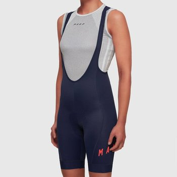 MAAP MAAP Women's Team Bib Shorts 2.0 Navy/Coral