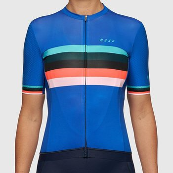 MAAP MAAP Women's Worlds Pro Hex Jersey Blue