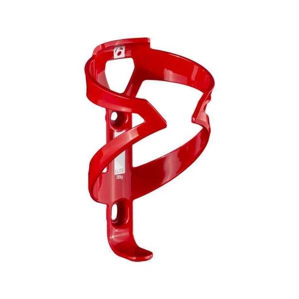 Bontrager Bontrager Water Bottle Cage Elite Gloss Viper Red