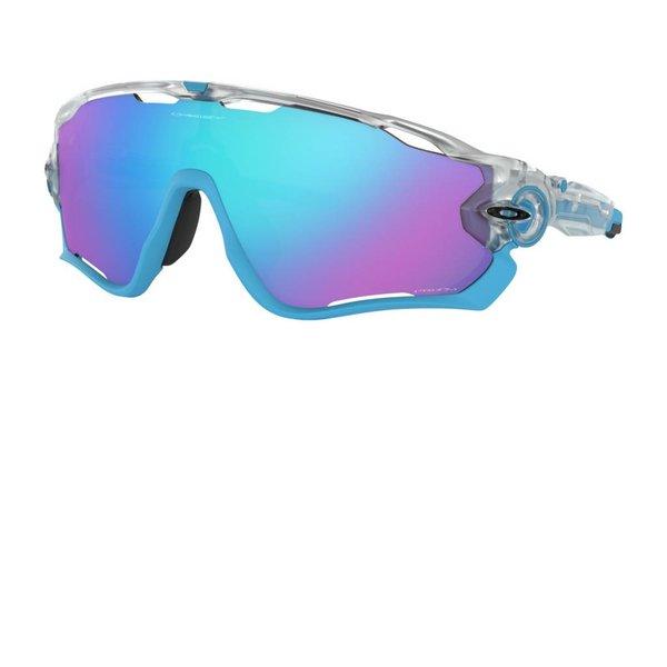 Oakley Jawbreaker Crystal Pop Matte Clear Prizm Sapphire