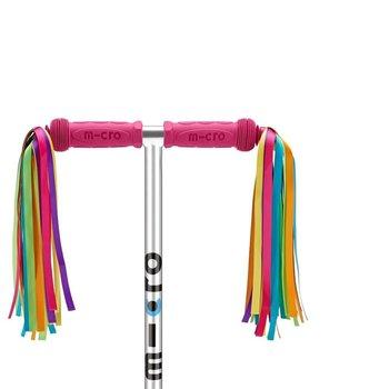 Micro Micro Handlebar Ribbons - Neon