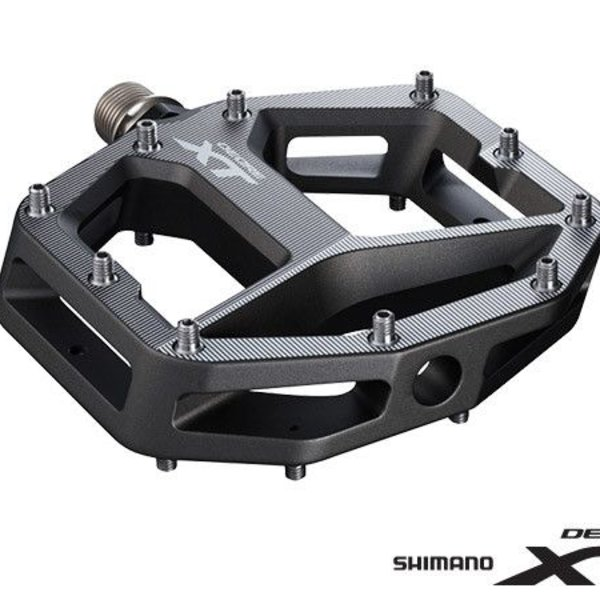 Shimano SHIMANO PEDALS PD-M8040 FLAT PLATFORM DEORE XT TRAIL for size 36-43