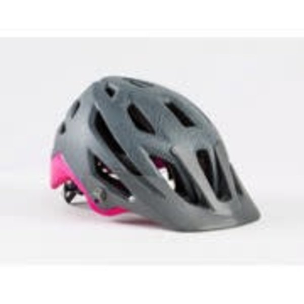 Bontrager Rally MIPS MTB Helmet Heather Grey/Vice Pink