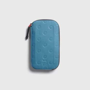 Bellroy MAAP x Bellroy All-Conditions Phone Pocket Arctic Blue