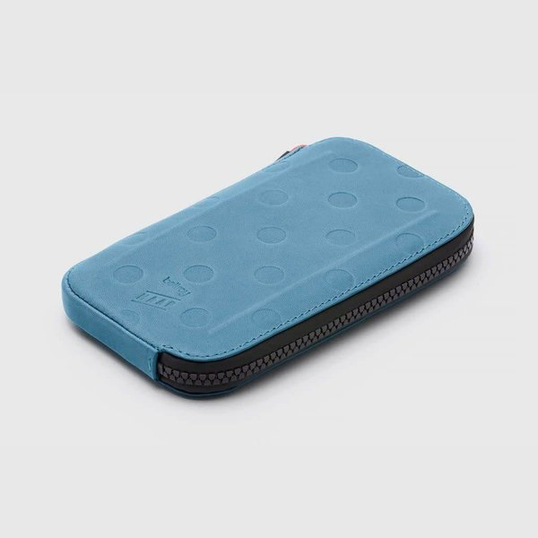 Bellroy MAAP x Bellroy All-Conditions Phone Pocket Plus Arctic Blue